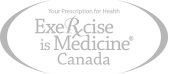 Exercise is Medicine Canada logo
