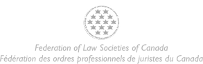 Federation of Law Societies of Canada logo