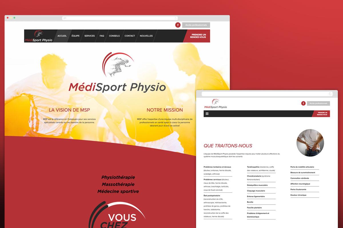 Shift180 - MédiSport Physio