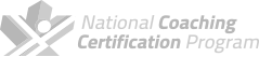 National Coaching Certification Program logo