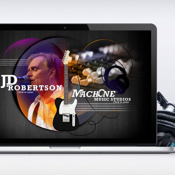 JD Robertson – Mach One Music Studios