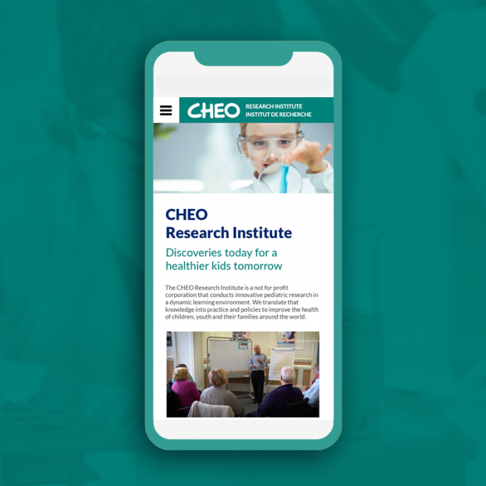 CHEO Research